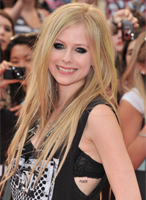 Avril en Much Music Video Awards 2011