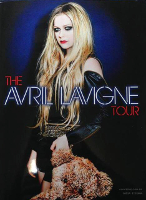 "DVD ""The Avril Lavigne Tour"""